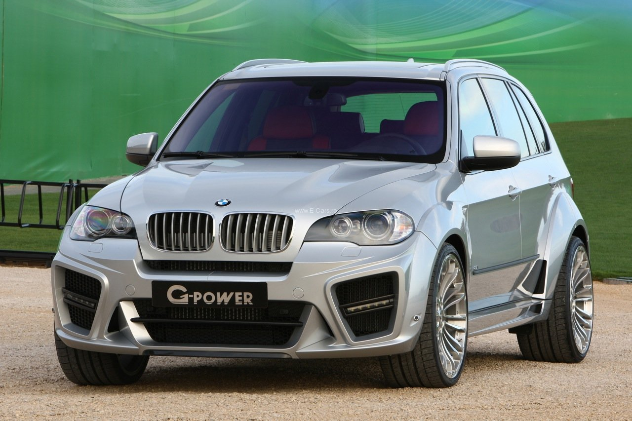 G-Power Typhoon platforma BMW X5