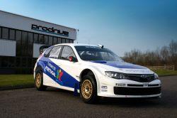 """Subaru Impreza WRC Prodrive a fost prezentat in mod oficial. Masina va fi condusa de Marcus Gronholm in cadrul Raliului Portugaliei editia 2009. Gronholm va efectua un test drive la Wales, inainte de testele din Spania care preceda evenimentul. Subaru Impreza WRC Prodrive este aceeasi masina utilizata de echipa Subaru in sezonul trecut . """"Am realizat..."""